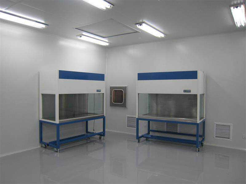 疾控中心实验室装修